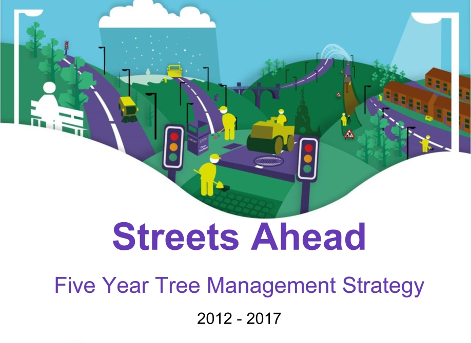 Five Year Tree Management Strategy