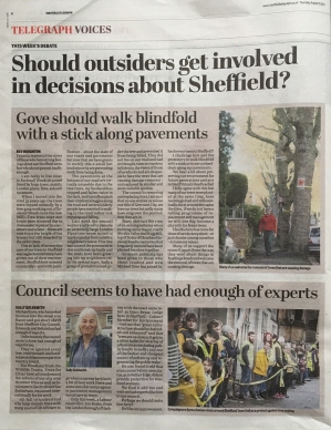 Sheffield Telegraph Voices - 17th August 2017 a