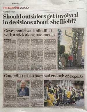 Sheffield Telegraph Voices - 17th August 2017 a