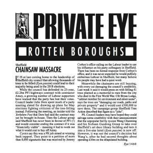 """""""Private Eye 1460"""