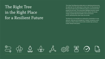 """Urban Tree Manual"