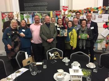 """STAG receive street tree award"