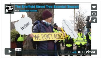 """Trailer for Sheffield Street Tree Scandal"